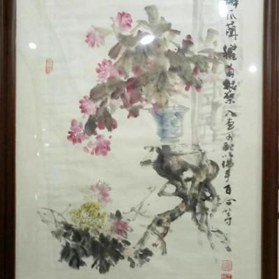 王祖铭国画作品