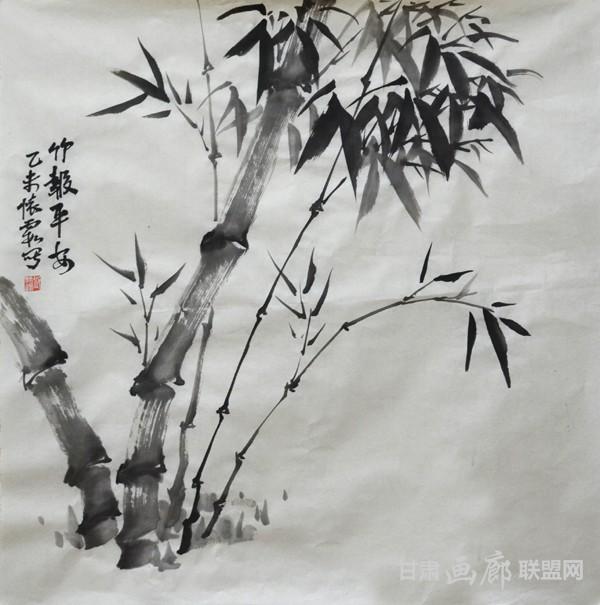 邱怀霞4尺斗方 (1)