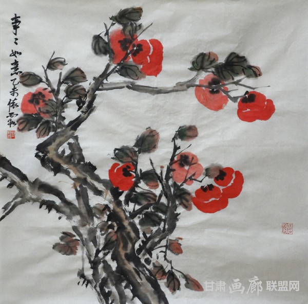 邱怀霞4尺斗方 (3)