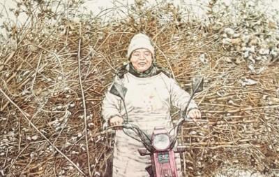 大境界·2017当代中国书画名家年度推荐|石倩