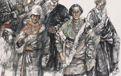 大境界·2017当代中国书画名家年度推荐 | 田助仁