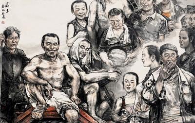 大境界·2017当代中国书画名家年度推荐 | 李玉泉