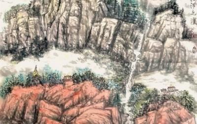 大境界·2017当代中国书画名家年度推荐 | 杨继忠
