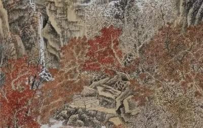 大境界·2017当代中国书画名家年度推荐 | 寿一峰