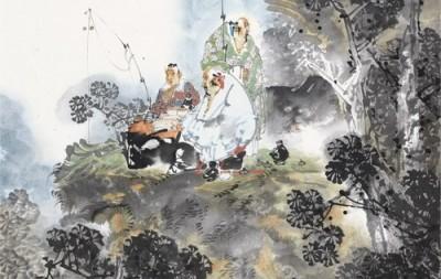 大境界·2017-2018当代中国书画名家年度人物推荐 | 王巨亭