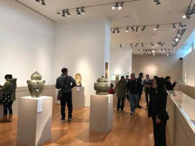 中国买家巨资竞拍青铜器和宋画或回流归国