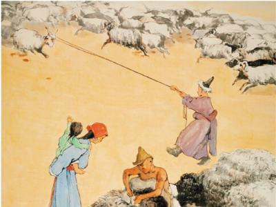 王潇:从传统美学 看现实人物画创作
