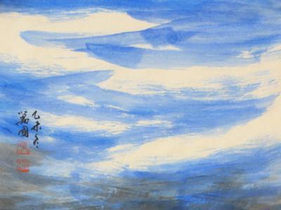 名家点评:昆仑山画家马万国作品
