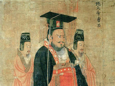 阎立本《历代帝王图》赏析:皇权的威仪