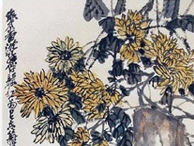 吴昌硕的诗书画印