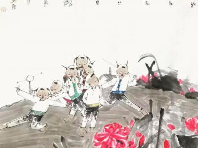 郝爱平:童子如歌,愿每一位孩子都能拥有阳光灿烂的童年