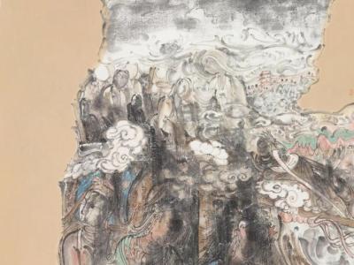王梦彤:西风古道 彩韵斑斓 ——漫谈龟兹石窟艺术