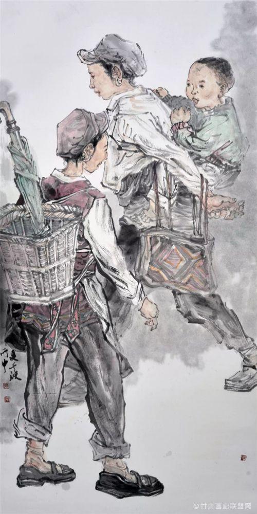 """""""素墨清扬——陆千波国画写生创作精品展""""将于10月28日在山东青州举办"""