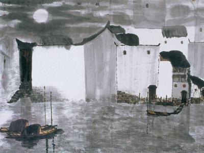 一带一路 水墨融情——容铁书画篆刻作品邀请展将在甘肃美术馆举办