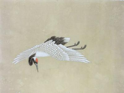 诗是无形的画 画是有形的诗——宛鸿炜工笔花鸟画赏读有感