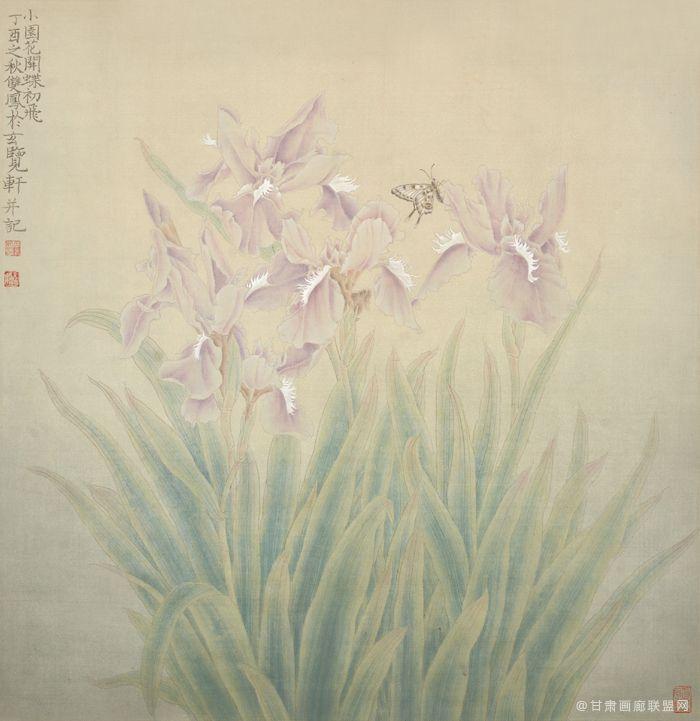 春风何处68x68 王双凤作品