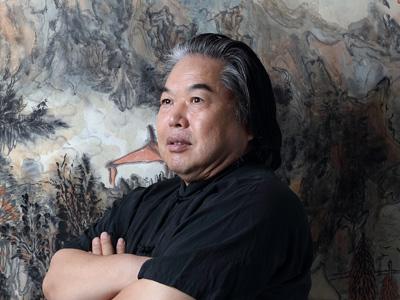 大境界·2019当代中国书画名家推荐 | 李玉民