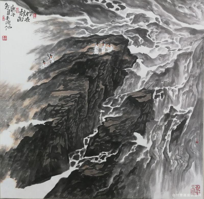 大境界·2020当代中国书画名家推荐 | 祝夫刚