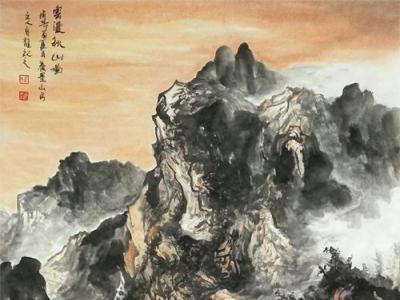 大境界·2021当代中国书画名家推荐 | 李自龙
