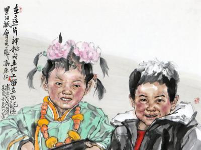 大境界·2021当代收藏潜力书画名家推荐 | 王世伟